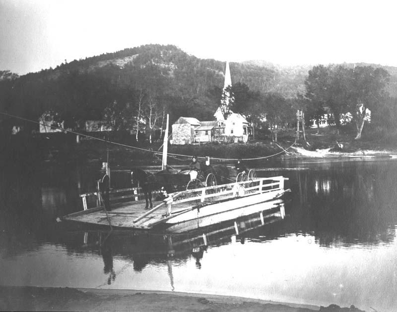 Rumford Point Ferry