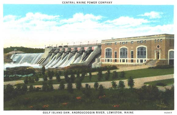 Gulf Island Dam