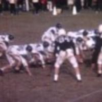 Gould Academy football, 1963-1965