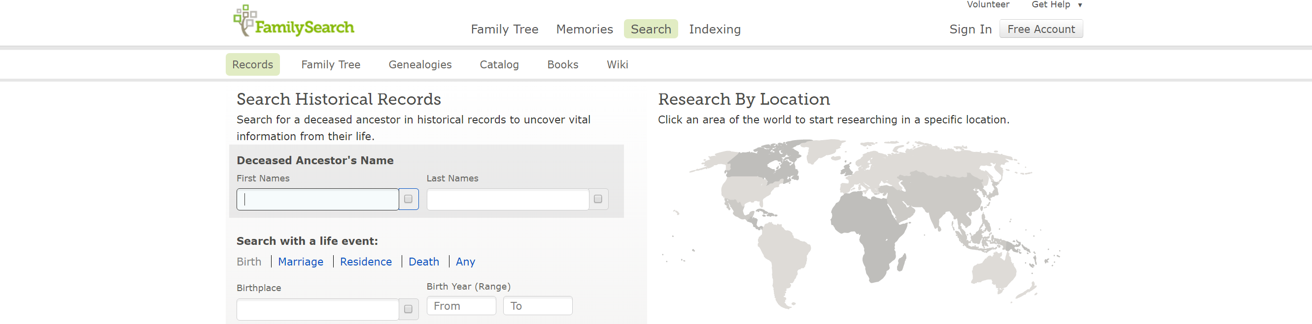 FamilySearch.com